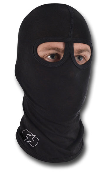OXFORD BALACLAVA WITH EYEHOLES - Silvermans  - 2