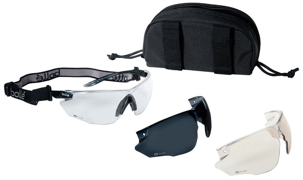 BOLLE TACTICAL COMBKITN GOGGLE - Silvermans  - 2
