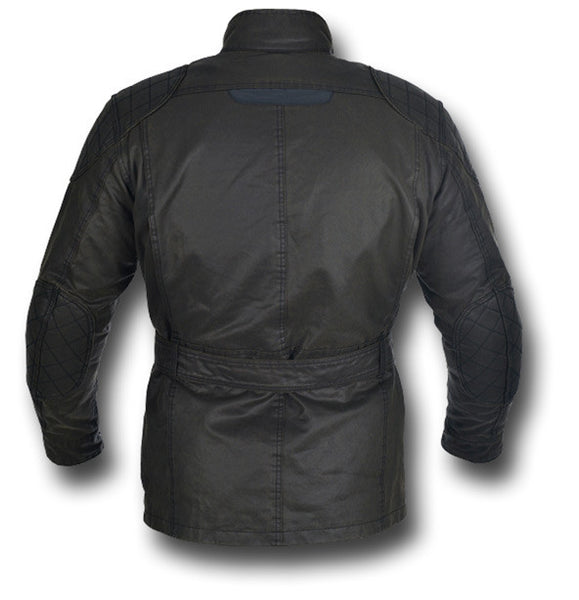 OXFORD HERITAGE WAX JACKET - Silvermans  - 4