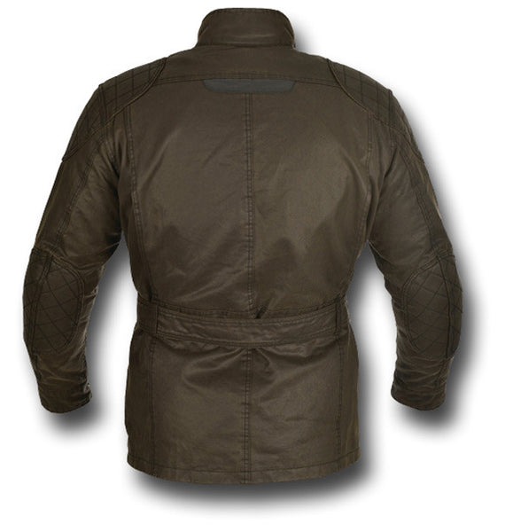 OXFORD HERITAGE WAX JACKET - Silvermans  - 11