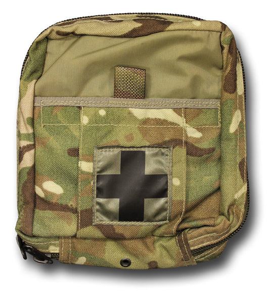 MTP MOLLE FIRST AID POUCH - Silvermans