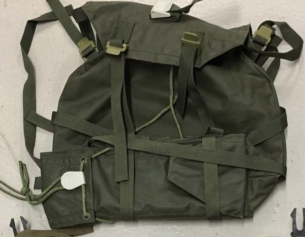 1972 PATTERN NYLON REAR PACK - Silvermans  - 2