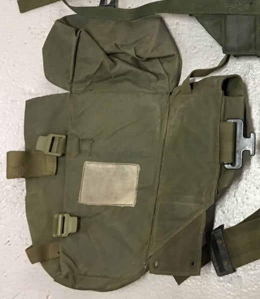 1972 PAT NYLON LEFT AMMO POUCH - Silvermans  - 2