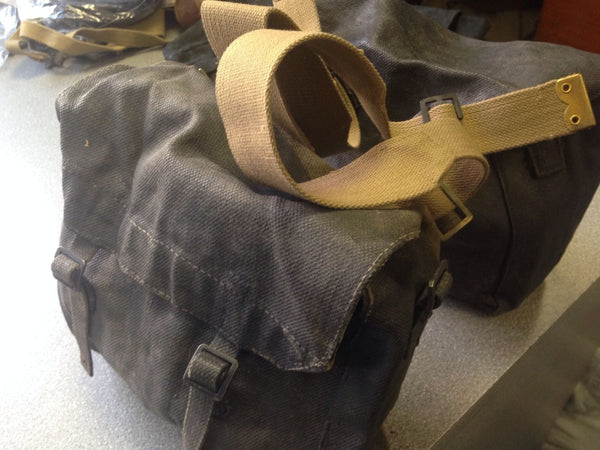 WWII BLACK PANNIERS MEDIUM GR2 - Silvermans  - 3