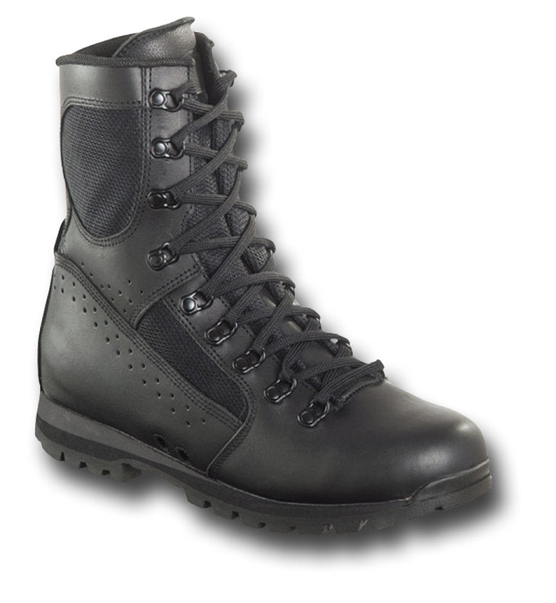 Meindl Jungle Boots Black Silvermans
