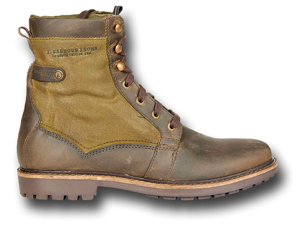 BARBOUR CLEASBY BOOTS