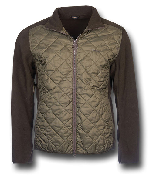 BARBOUR TREFOIL FLEECE JACKET