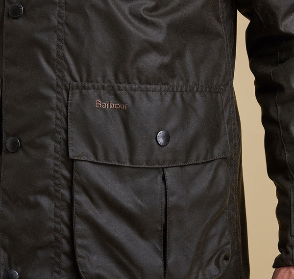 BARBOUR TROOPER WAX JACKET