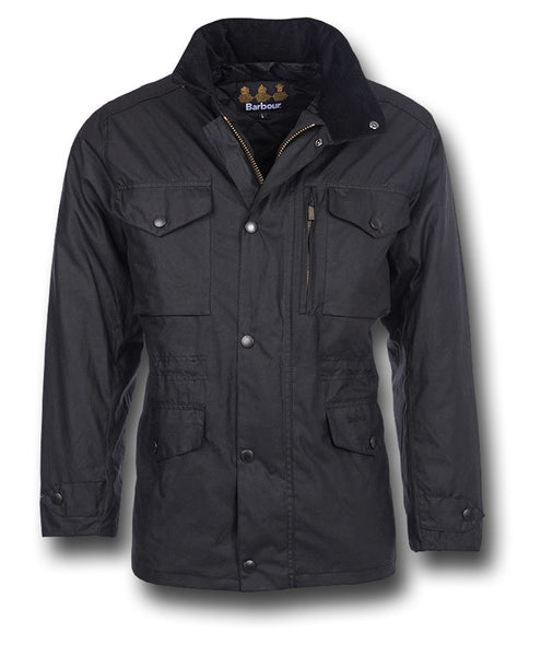 Barbour Sapper Wax Jacket Silvermans
