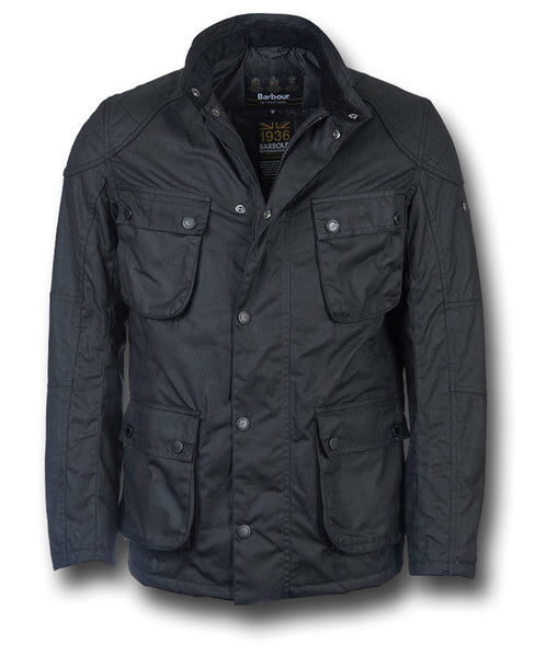 BARBOUR CRANK WAX JACKET - Silvermans
