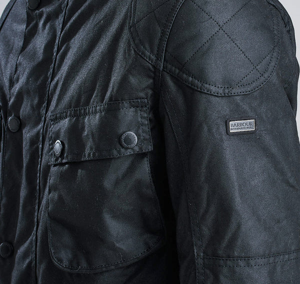BARBOUR CRANK WAX JACKET