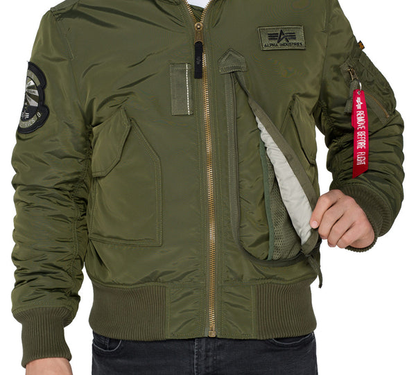 ALPHA ENGINE JACKET