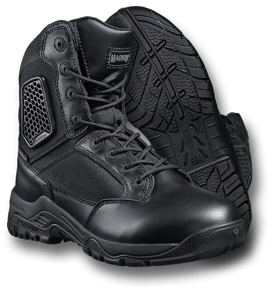 MAGNUM STRIKE FORCE 8.0 SIDE-ZIP BOOTS