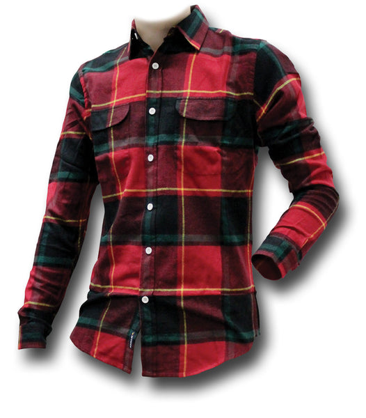 DRY DOCK FLANNEL SHIRT