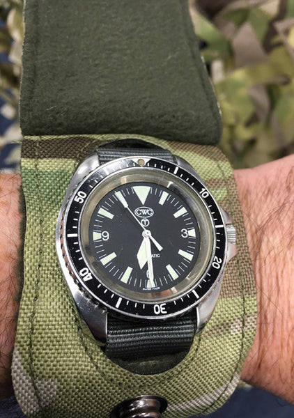 RAPID WATCH COVER