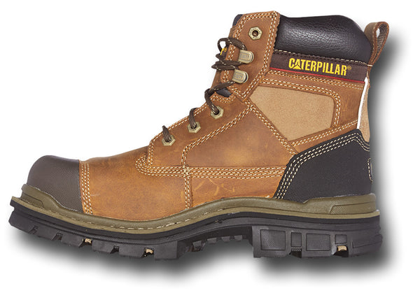 CAT GRAVEL WORK BOOTS - SIDE