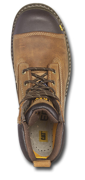 CAT GRAVEL WORK BOOTS - TOP