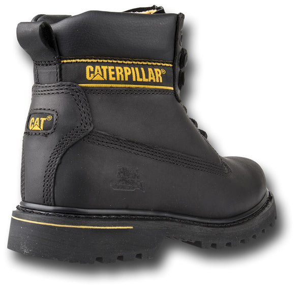 CAT HOLTON BOOTS BLACK