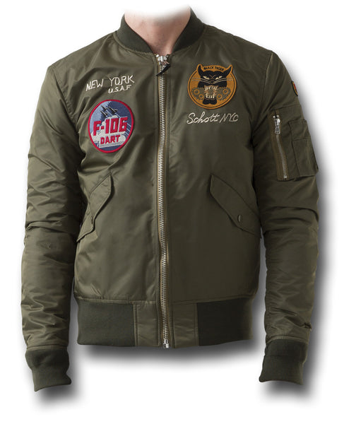 SCHOTT SOUVENIR FLIGHT JACKET