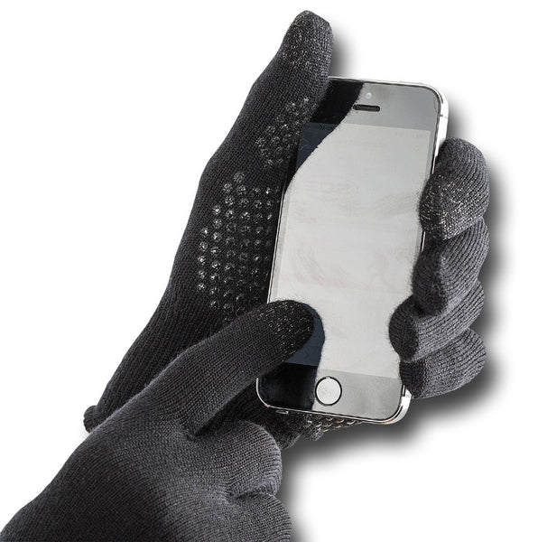 MERINO TOUCHSCREEN GLOVES