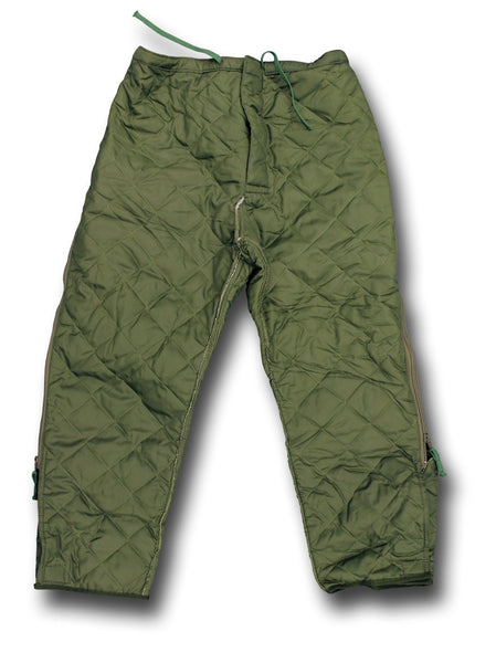 LINER FOR COLD WEATHER TROUSERS