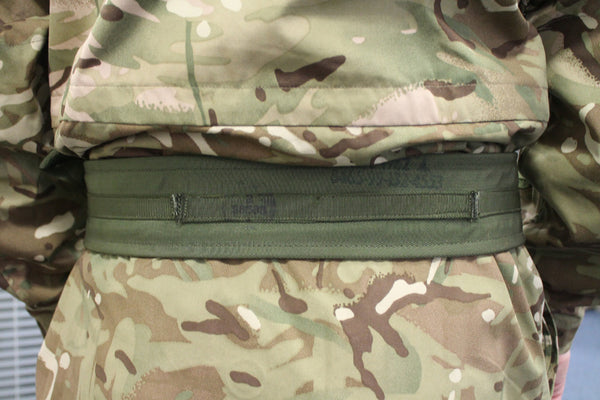 ROYAL MARINES QUICK-RELEASE PADDED WAIST BELT - BACK
