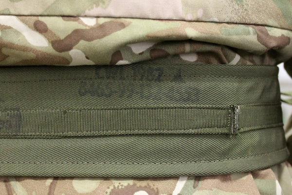 ROYAL MARINES QUICK-RELEASE PADDED WAIST BELT - DATE