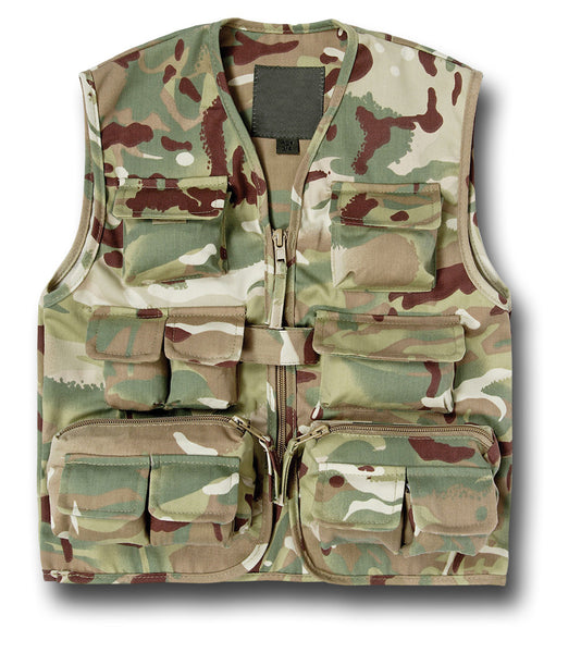 KIDS ACTION VEST - MULTI-TERRAIN