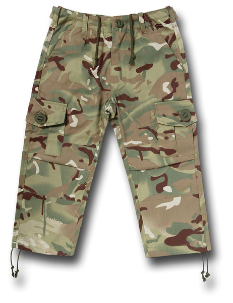 KIDS MTP CAMMO TROUSERS