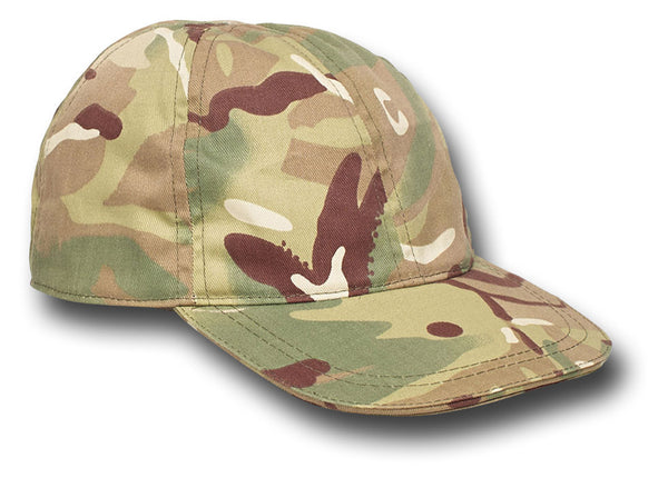 KIDS ARMY CAMOUFLAGE CAP