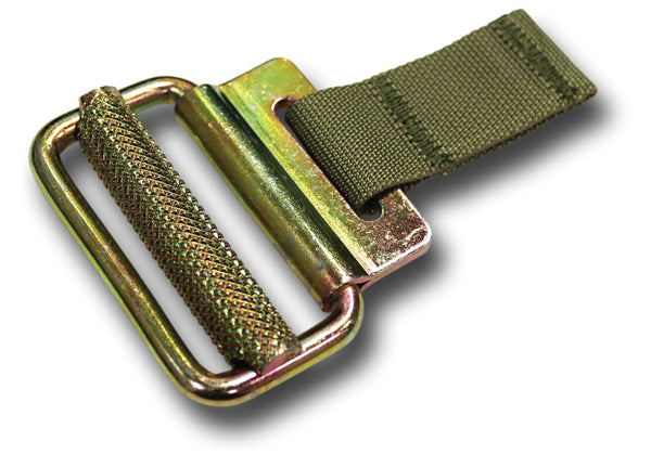 ROLL PIN BUCKLE - LIGHT OLIVE DRAB