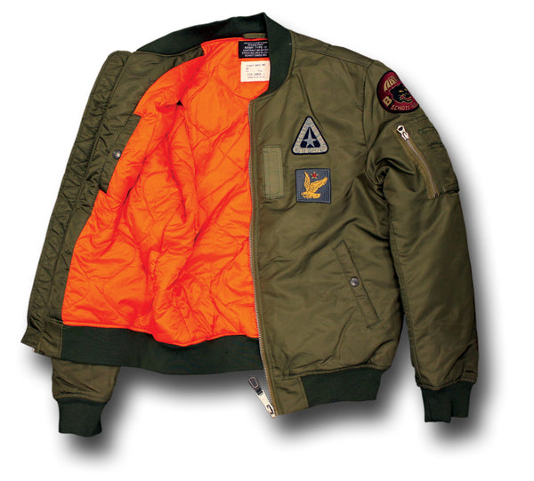 SCHOTT AIRFORCE 2 JACKET