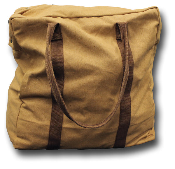 CANVAS AVIATOR FLIGHT BAG