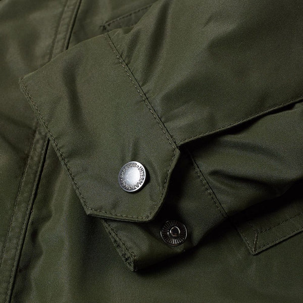 BARBOUR INTERNATIONAL TYNE WATERPROOF JACKET - CUFF