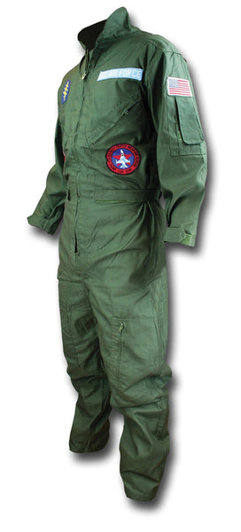 HIGHLANDER FLYING SUIT WITH BADGES