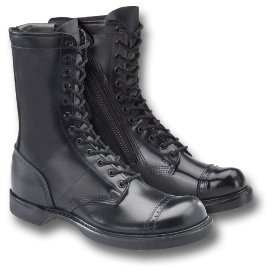 CORCORAN SIDE ZIP JUMP BOOTS