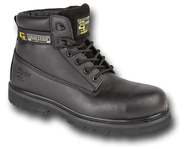 GRAFTERS NON-METAL SAFETY BOOT MK.2