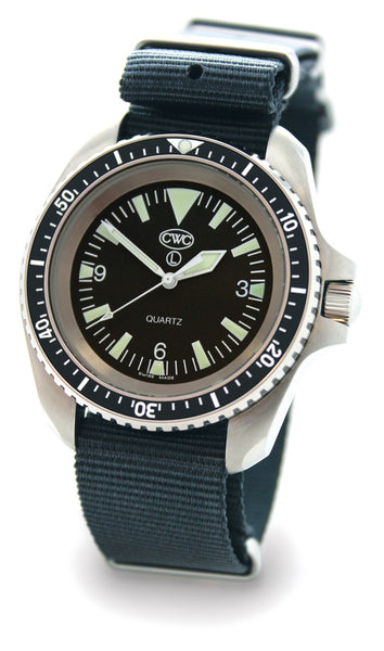 CWC RN DIVERS QUARTZ WATCH MK1