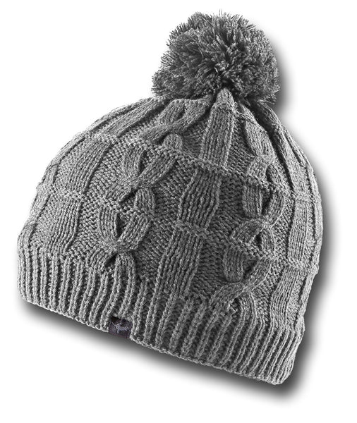 SEALSKINZ WP CABLE KNIT B. HAT