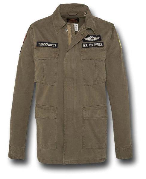 SCHOTT WILLIAMS JACKET - KHAKI