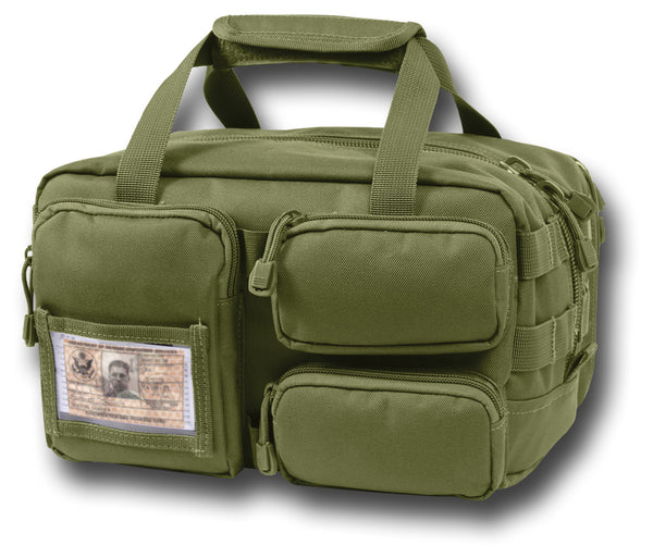 MOLLE TOOL MECHANICS BAG - GREEN