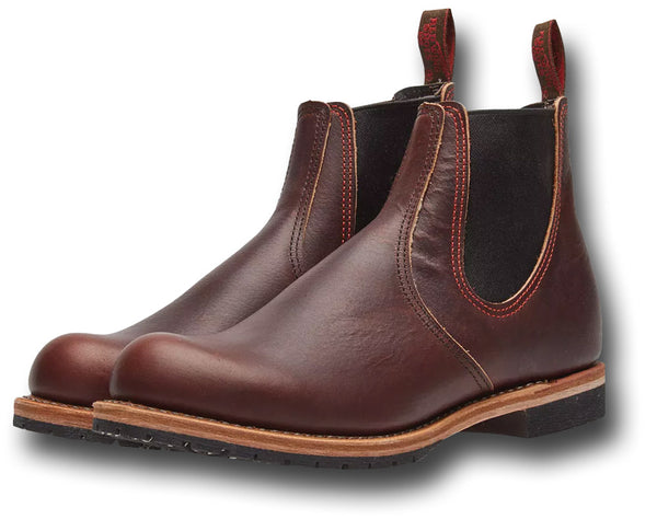 RED WING 2917 CHELSEA BOOTS