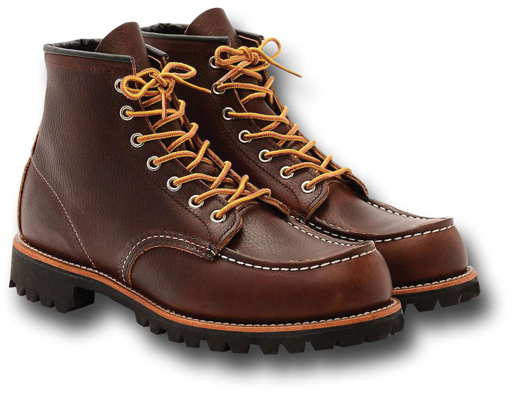 Red Wing 8146 Roughneck Boots Brown