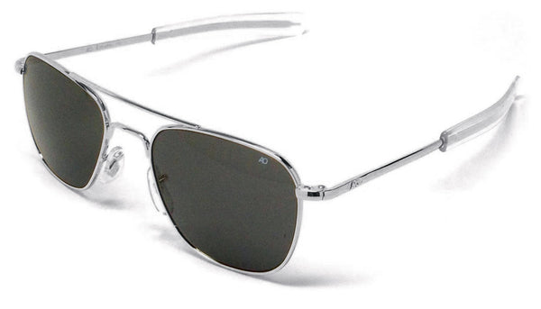 A.O. POLARISED SUNGLASSES - CHROME