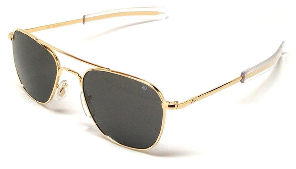 A.O. POLARISED SUNGLASSES - GOLD