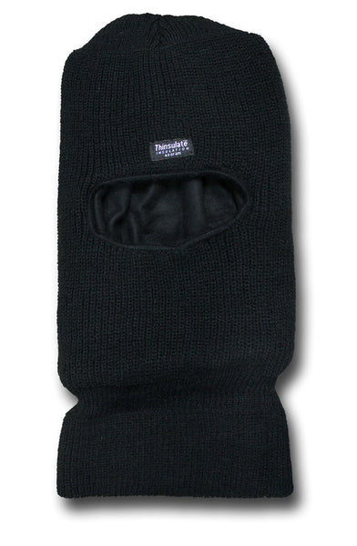 THINSULATE BALACLAVA BLACK