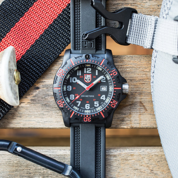 LUMINOX 8895 BLACK OPS WATCH