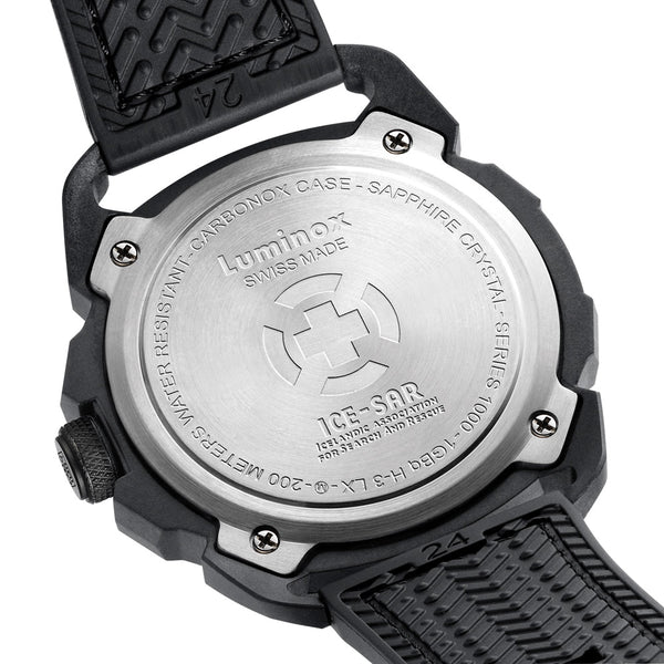 LUMINOX 1002 WATCH - BACK