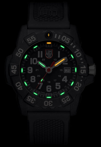 LUMINOX 3501 WATCH - GLOW