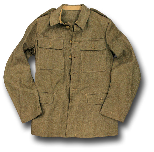 KHAKI 4-POCKET TUNIC 1946 DATE